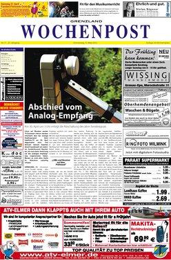 GWP Ausgabe Nr. 11 - 2012