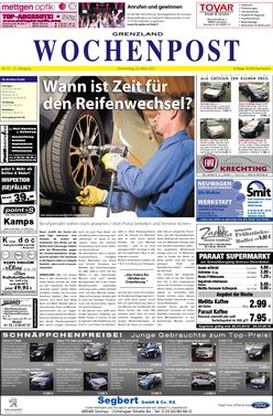 GWP Ausgabe Nr. 12 - 2012