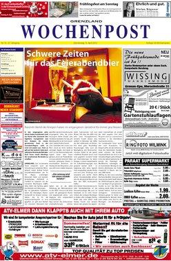 GWP Ausgabe Nr. 15 - 2012
