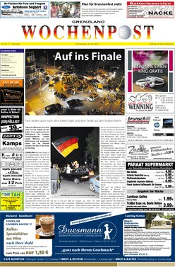 GWP Ausgabe Nr. 26 - 2012
