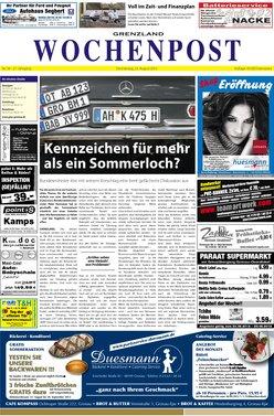 GWP Ausgabe Nr. 34 - 2012