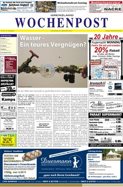 GWP Ausgabe Nr. 38 - 2012