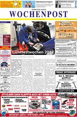 GWP Ausgabe Nr. 39 - 2012
