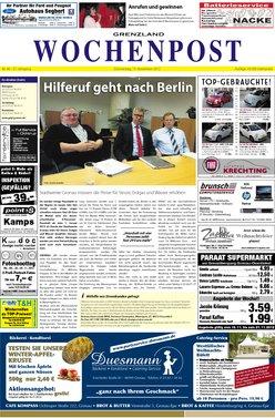 GWP Ausgabe Nr. 46 - 2012