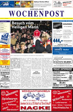 GWP Ausgabe Nr. 49 - 2012
