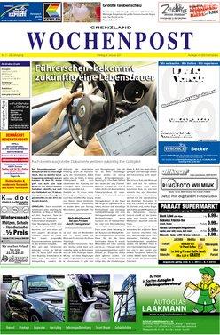 GWP Ausgabe Nr. 01 - 2013