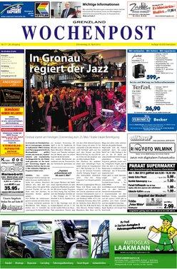 GWP Ausgabe Nr. 17 - 2013