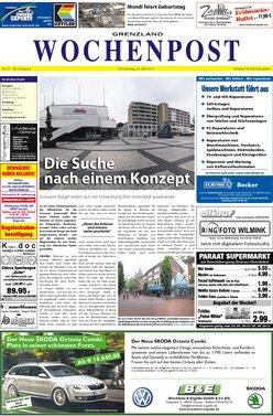 GWP Ausgabe Nr. 21 - 2013