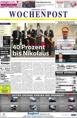 GWP Ausgabe Nr. 40 - 2013