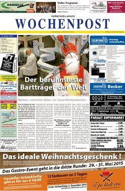 GWP Ausgabe Nr. 49 - 2014