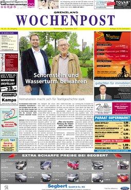 GWP Ausgabe Nr. 36 - 2015
