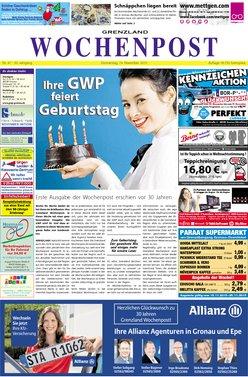 GWP Ausgabe Nr. 47 - 2015